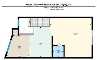 Photo 49: 1003 Cameron Avenue SW in Calgary: Lower Mount Royal 4 plex for sale : MLS®# A1088527