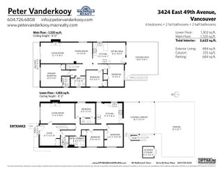 Photo 29: 3424 E 49 Avenue in Vancouver: Killarney VE House for sale (Vancouver East)  : MLS®# R2615609