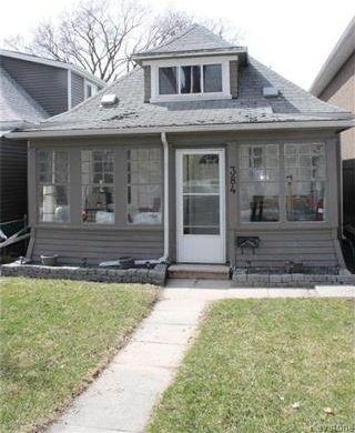 Main Photo: 384 Albany Street in Winnipeg: St James Residential for sale (5E)  : MLS®# 1710389