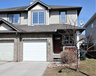 Photo 1: 34 VENICE Boulevard: Spruce Grove House Half Duplex for sale : MLS®# E4240153