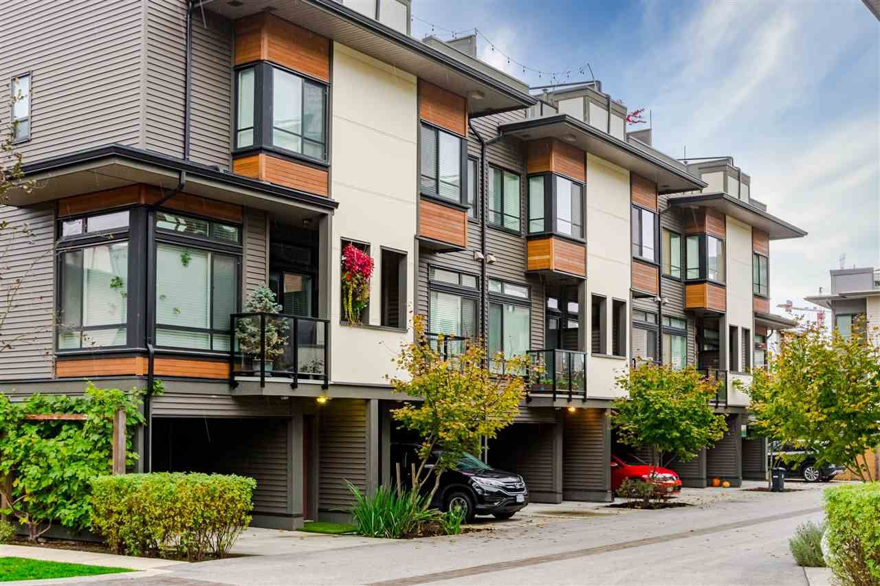 "Main Photo: 30 7811 209 Avenue in Langley: Willoughby Heights Townhouse for sale in ""EXCHANGE"" : MLS®# R2510009"