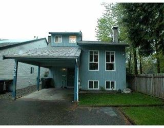 Photo 1: 1771 SUFFOLK Ave in Port Coquitlam: Glenwood PQ House for sale : MLS®# V645183
