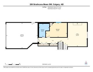 Photo 37: 208 Strathcona Mews SW in Calgary: Strathcona Park Detached for sale : MLS®# A1094826