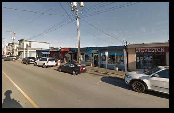 Main Photo: 3800 Moncton Street in Richmond: Steveston Village Retail for sale