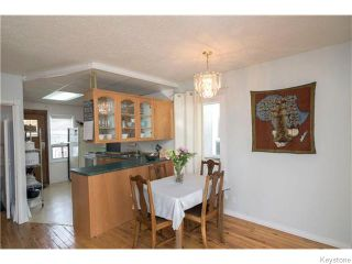 Photo 6: 319 Arnold Avenue in WINNIPEG: Manitoba Other Residential for sale : MLS®# 1603205