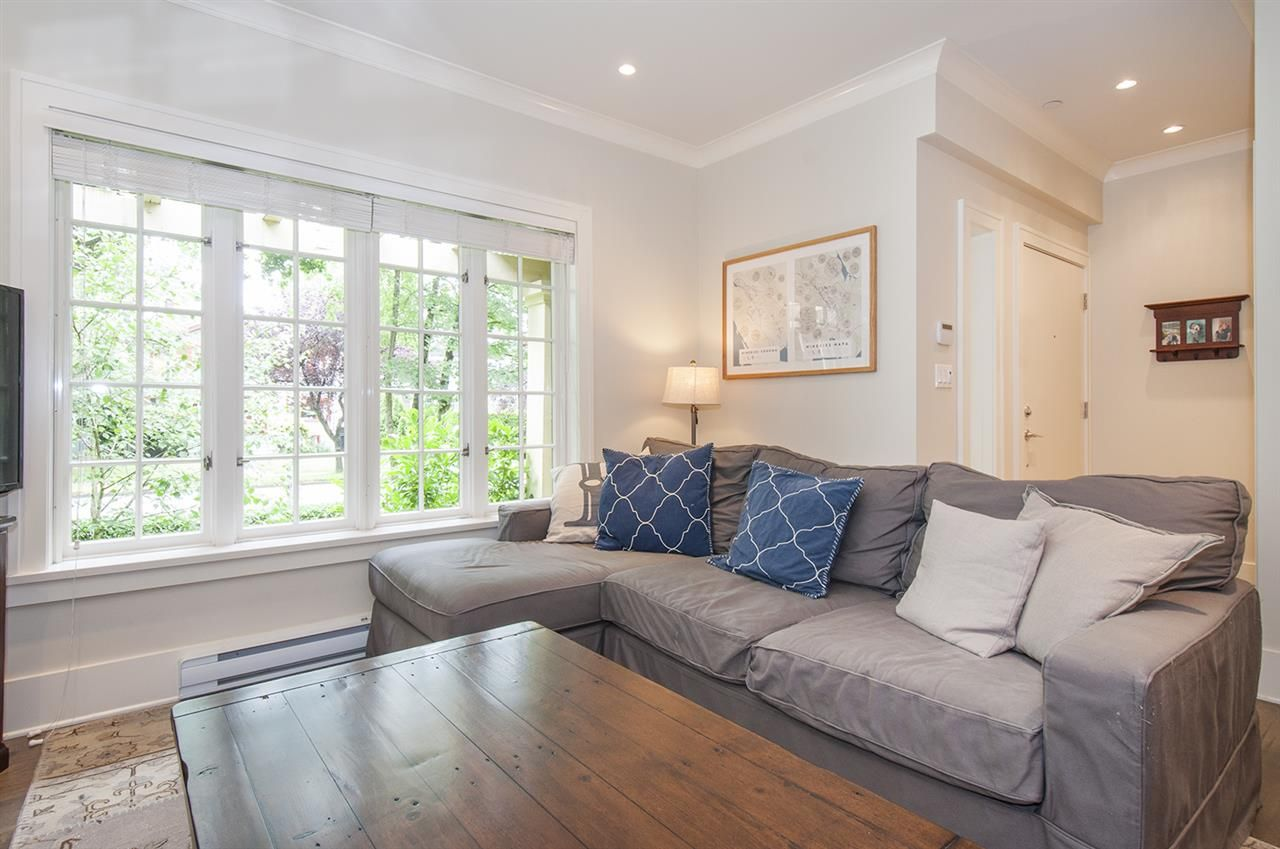 Photo 3: Photos: 1955 W 12TH AVENUE in Vancouver: Kitsilano Townhouse for sale (Vancouver West)  : MLS®# R2079605