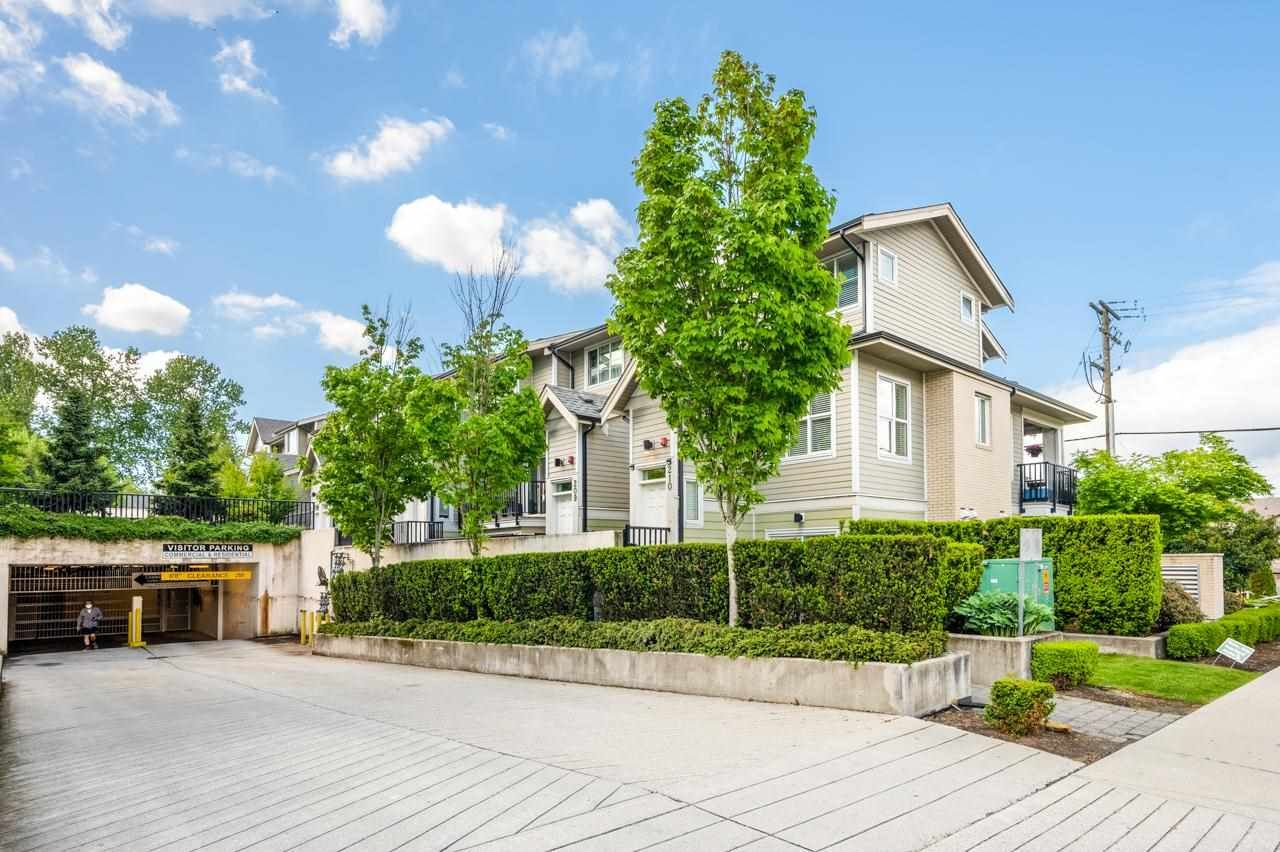 Main Photo: 208 3788 NORFOLK Street in Burnaby: Central BN Townhouse for sale (Burnaby North)  : MLS®# R2580124