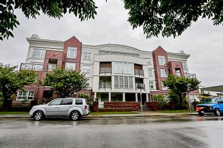 """Photo 1: 204 2335 WHYTE Avenue in Port Coquitlam: Central Pt Coquitlam Condo for sale in """"CHANCELLOR COURT"""" : MLS®# R2178989"""