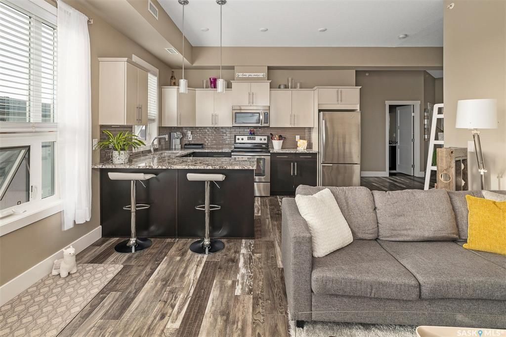 Main Photo: 314 415 Maningas Bend in Saskatoon: Evergreen Residential for sale : MLS®# SK848629