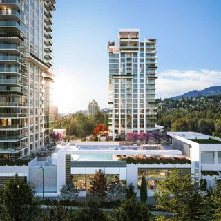 """Photo 1: 1802 1633 CAPILANO Road in North Vancouver: Pemberton Heights Condo for sale in """"PARK WEST"""" : MLS®# R2573606"""