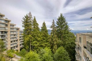 "Photo 5: 601 9288 UNIVERSITY Crescent in Burnaby: Simon Fraser Univer. Condo for sale in ""NOVO 1"" (Burnaby North)  : MLS®# R2510016"