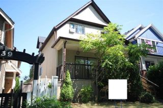 Main Photo: 743 E 15TH Avenue in Vancouver: Mount Pleasant VE House for sale (Vancouver East)  : MLS®# R2605716