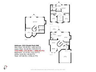 Photo 36: 232 Citadel Park NW in Calgary: Citadel Detached for sale : MLS®# A1144556