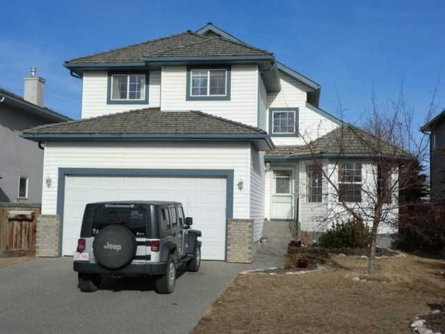 Main Photo: 52 WEST HALL Place: Cochrane Residential Detached Single Family for sale : MLS®# C3553892