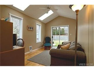 Photo 5:  in VICTORIA: SW Northridge House for sale (Saanich West)  : MLS®# 449995