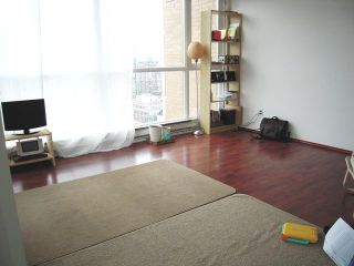 """Photo 3: 1205 1188 RICHARDS Street in Vancouver: Downtown VW Condo for sale in """"PARK PLAZA"""" (Vancouver West)  : MLS®# V822005"""