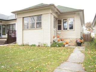 Photo 20: 577 Beresford Avenue in WINNIPEG: Manitoba Other Residential for sale : MLS®# 1323375