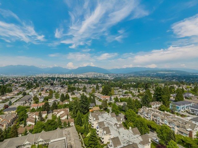 """Main Photo: 1205 4160 SARDIS Street in Burnaby: Central Park BS Condo for sale in """"CENTRAL PARK PLACE"""" (Burnaby South)  : MLS®# R2428179"""