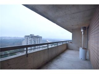 """Photo 9: 2404 3755 BARTLETT Court in Burnaby: Sullivan Heights Condo for sale in """"Timbelea/Oak"""" (Burnaby North)  : MLS®# V981075"""