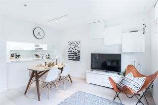 """Photo 1: 103 929 W 16TH Avenue in Vancouver: Fairview VW Condo for sale in """"Oakview Gardens"""" (Vancouver West)  : MLS®# R2369711"""