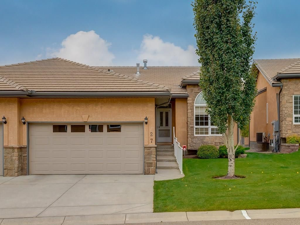 Main Photo: 27 SHANNON ESTATES Terrace SW in Calgary: Shawnessy Semi Detached for sale : MLS®# C4205904