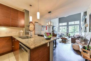"""Photo 6: 403 201 MORRISSEY Road in Port Moody: Port Moody Centre Condo for sale in """"SUTER BROOK"""" : MLS®# R2305965"""