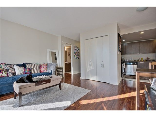 Main Photo: 709 1212 HOWE Street in Vancouver: Downtown VW Condo for sale (Vancouver West)  : MLS®# V1044810