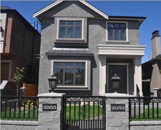 Main Photo: 2955 KITCHENER STREET in Vancouver East: Home for sale : MLS®# R2112897