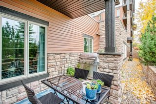 Photo 20: 222 15 Sunset Square: Cochrane Row/Townhouse for sale : MLS®# A1060876