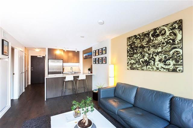 Photo 3: Photos: 607-1009 Harwood St in Vancouver: West End Condo for rent (Vancouver Downtown)