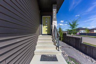 Photo 4: 813 BERG Loop: Leduc House Half Duplex for sale : MLS®# E4247152