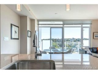 Photo 6: 802 1090 Johnson St in VICTORIA: Vi Downtown Condo for sale (Victoria)  : MLS®# 740685