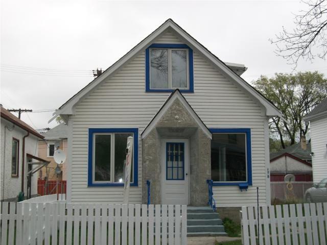 Main Photo: 175 Polson Avenue in WINNIPEG: North End Residential for sale (North West Winnipeg)  : MLS®# 1008178