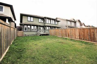 Photo 31: 2285 AUSTIN Way in Edmonton: Zone 56 House Half Duplex for sale : MLS®# E4262295