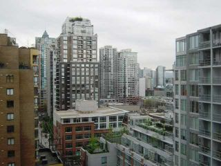 """Photo 9: 1205 1188 RICHARDS Street in Vancouver: Downtown VW Condo for sale in """"PARK PLAZA"""" (Vancouver West)  : MLS®# V822005"""