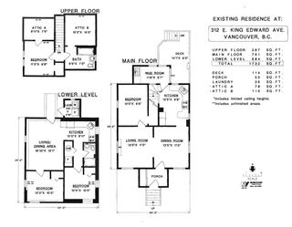Photo 23: 312 E KING EDWARD Avenue in Vancouver: Main House for sale (Vancouver East)  : MLS®# R2550959
