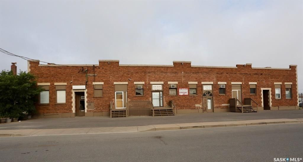 Main Photo: 1350 Rose Street in Regina: Warehouse District Commercial for sale : MLS®# SK813282