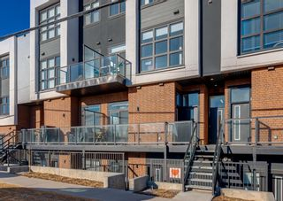 Main Photo: 103 3605 16 Street SW in Calgary: Altadore Row/Townhouse for sale : MLS®# A1105541