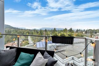 """Photo 23: 906 520 COMO LAKE Avenue in Coquitlam: Coquitlam West Condo for sale in """"THE CROWN"""" : MLS®# R2623201"""