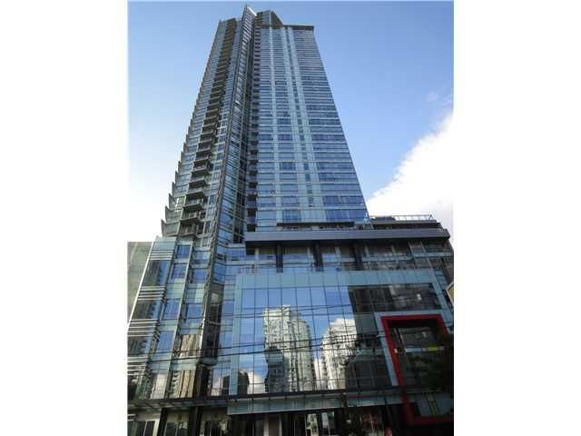 "Main Photo: 2508 833 SEYMOUR Street in Vancouver: Downtown VW Condo for sale in ""Capitol Residences"" (Vancouver West)  : MLS®# V1065767"