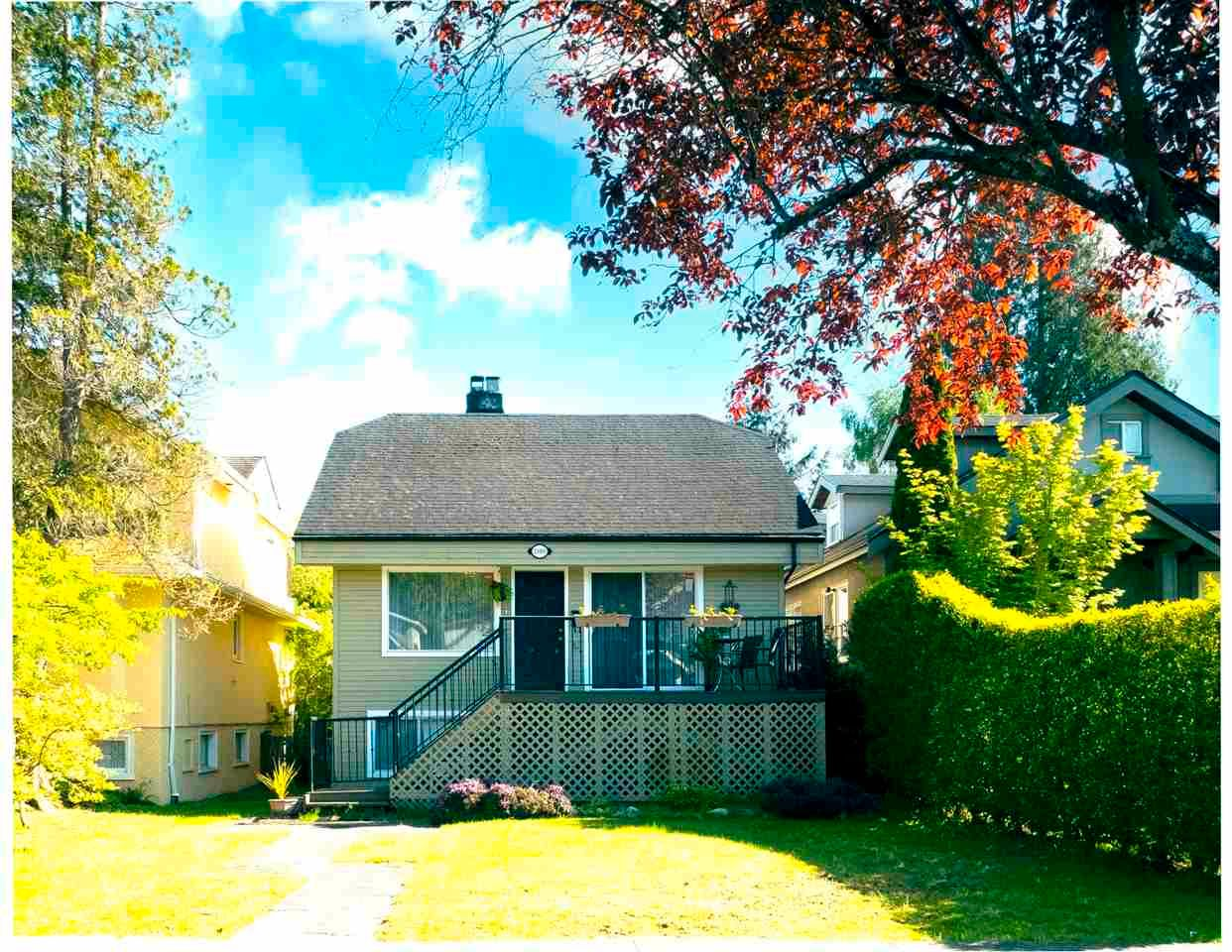 Main Photo: 3808 W 30TH Avenue in Vancouver: Dunbar House for sale (Vancouver West)  : MLS®# R2579825