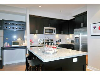 """Photo 2: 119 1480 SOUTHVIEW Street in Coquitlam: Burke Mountain Townhouse for sale in """"CEDAR CREEK"""" : MLS®# V1045909"""