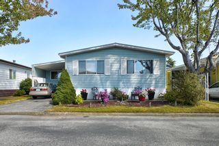 """Photo 24: 102 2303 CRANLEY Drive in Surrey: King George Corridor Manufactured Home for sale in """"SUNNYSIDE ESTATES"""" (South Surrey White Rock)  : MLS®# R2618060"""