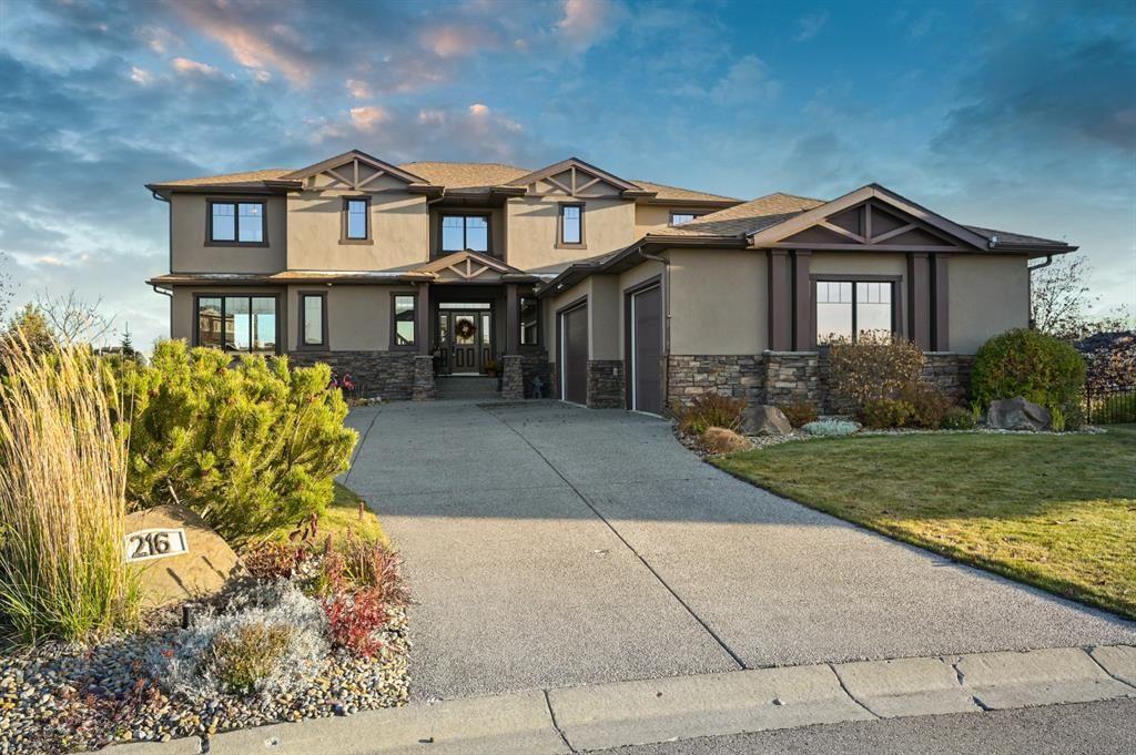 Main Photo: 216 Montclair Place: Cochrane Lake Detached for sale : MLS®# A1154314