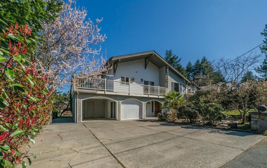 Main Photo: 5558 Kenwill Drive Upper in Nanaimo: House for rent