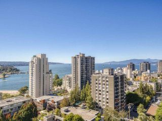 "Photo 1: 905 1250 BURNABY Street in Vancouver: West End VW Condo for sale in ""The Horizon"" (Vancouver West)  : MLS®# R2525918"