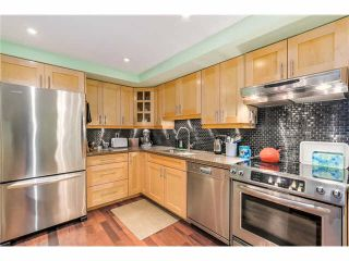 """Photo 7: 704 1450 PENNYFARTHING Drive in Vancouver: False Creek Condo for sale in """"Harbour Cove"""" (Vancouver West)  : MLS®# V1103725"""