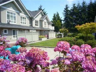 """Photo 7: # 20 6670 RUMBLE ST in Burnaby: South Slope Condo for sale in """"MERIDIAN BY THE PARK"""" (Burnaby South)  : MLS®# V841184"""