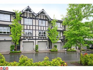 """Photo 1: 4 6747 203RD Street in Langley: Willoughby Heights Townhouse for sale in """"SAGEBROOK"""" : MLS®# F1013962"""