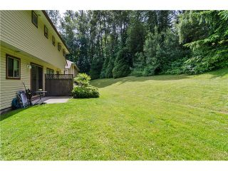 """Photo 19: # 15 21960 RIVER RD in Maple Ridge: West Central Townhouse for sale in """"Foxborough Hills"""" : MLS®# V1011348"""